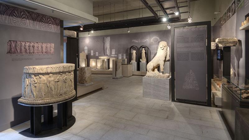 Αρχαιολογικό Μουσείο Νικόπολης - Σημεία Ενδιαφέροντος